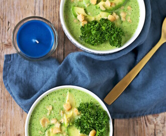 Detox Broccoli Soup