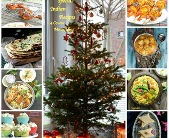 Christmas Special Indian Recipes | Christmas Eve Meal Suggestions | Xmas Feast | Indian Christmas Recipes | Indian Christmas Menu Ideas
