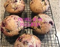 Raspberry Chocolate Chunk Muffin