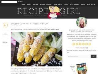 www.recipegirl.com