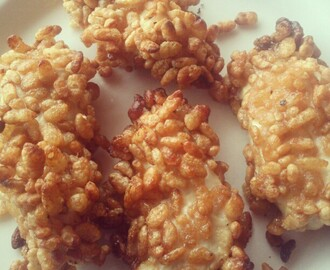 Rice Krispies Chicken Nuggets