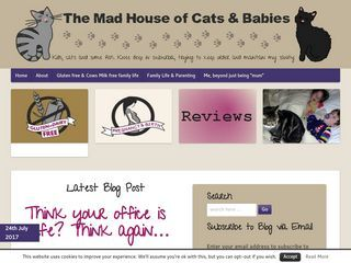 The Mad House of Cats & Babies