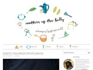 www.mattersofthebelly.com