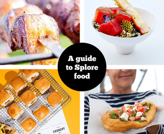 A guide to Splore food