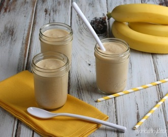 """The Elvis"" Peanut Butter-Banana Smoothie"