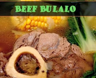 Bulalo Recipe Filipino Taste