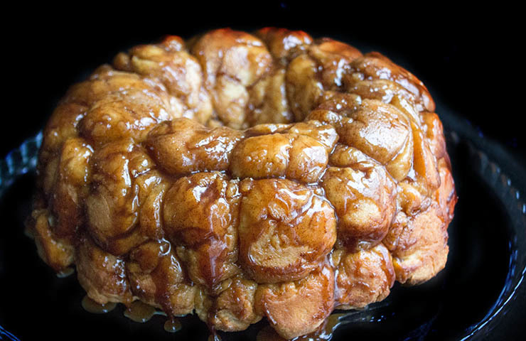 One Hour Homemade Monkey Bread