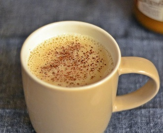 Biscoff White Hot Chocolate