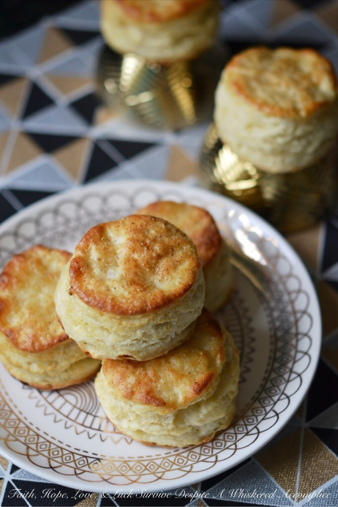 Best Breakfast of the Year 2016 – Dainty White Pepper Biscuits