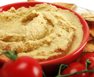 Make-Your-Own Hummus