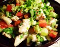 Quick & Healthy Lettuce Chicken Salad