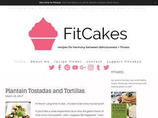 Fit Cakes