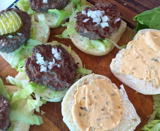 ※ Home Made Miniature BigMac's