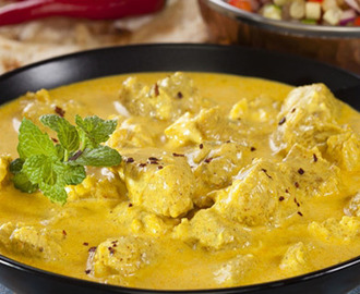 Sauté de porc au curry WEIGHT WATCHERS