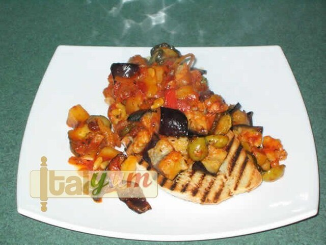 Sicilian vegetable stew