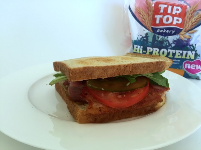 BLT DINNER SANDWICH GOODNESS