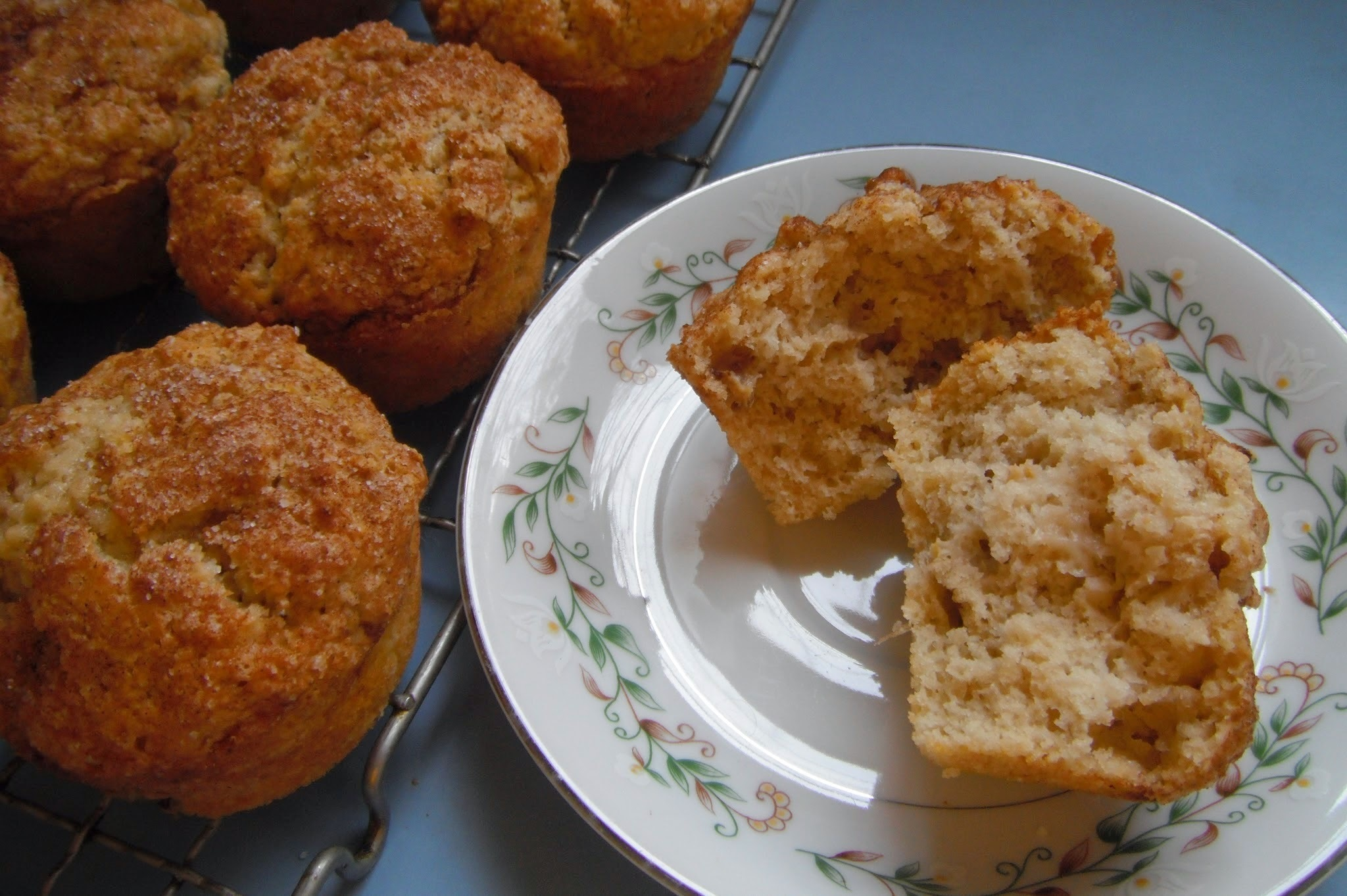 Simple Feijoa Muffins