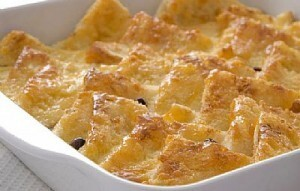 NZ Bread and Butter Pudding