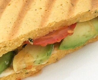 RECEPT | LOW CARB SANDWICH