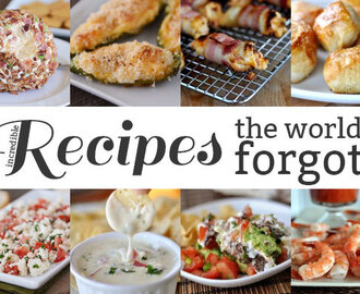 Favorite Appetizers + Best of 2016