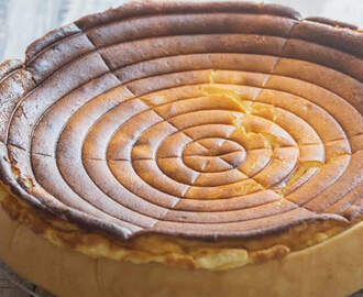 Tarte au fromage blanc alsacienne avec thermomix