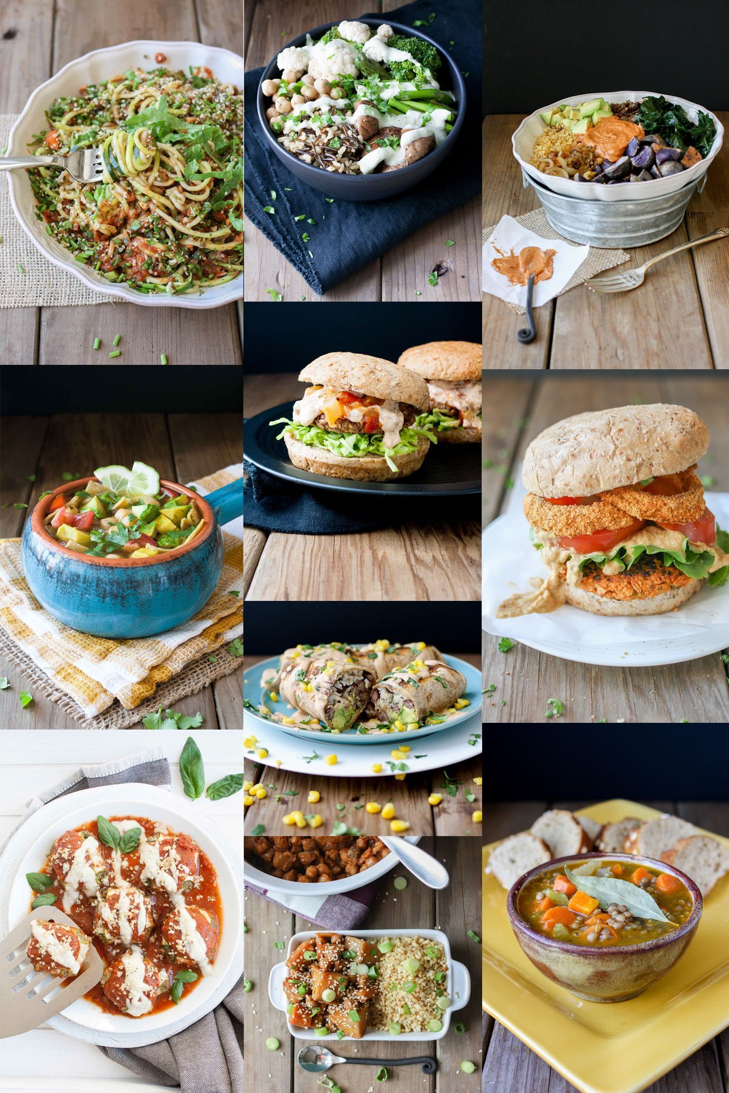 Top 10 Easy Healthy New Year's Recipes!