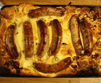 Twisted Toad in the Hole