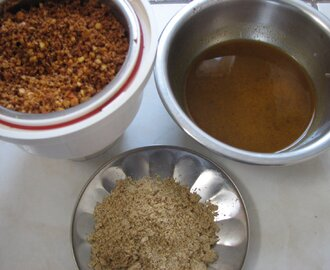 SPECIAL TAMARIND RICE - TEMPLE STYLE(PULIOTHARAI)