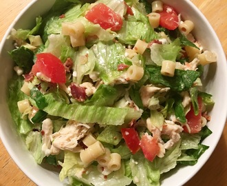 Portillo's Copycat Chopped Salad