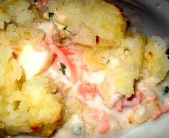 Traditional Luxury Fish Pie