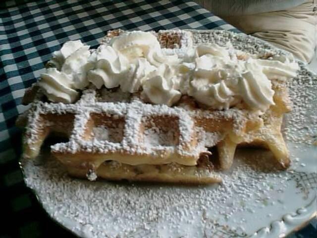 Brusselse Wafels - Tante Norma