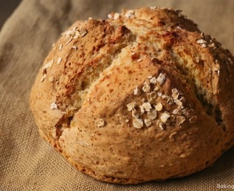 PAN DE SODA BLANCO  (WHITE SODA BREAD)