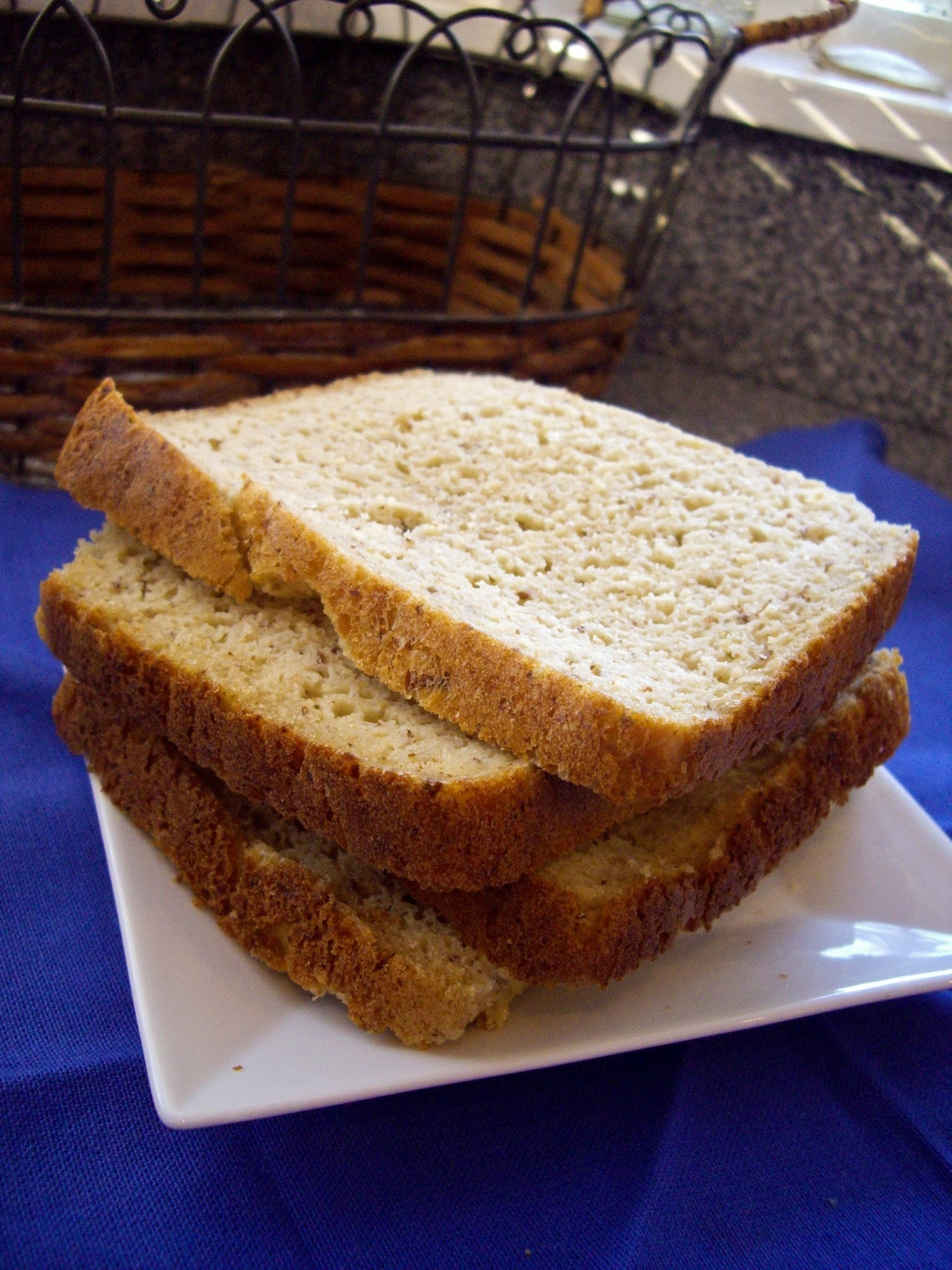 Vegan Gluten Free (And Healthy) Bread for the Bread Machine
