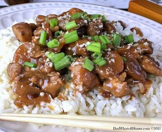 Better Than Takeout Crock Pot Bourbon Pork