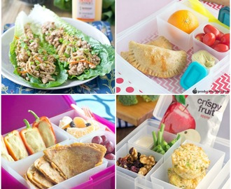 Hand Held Lunch Ideas to Power Your Lunch Box