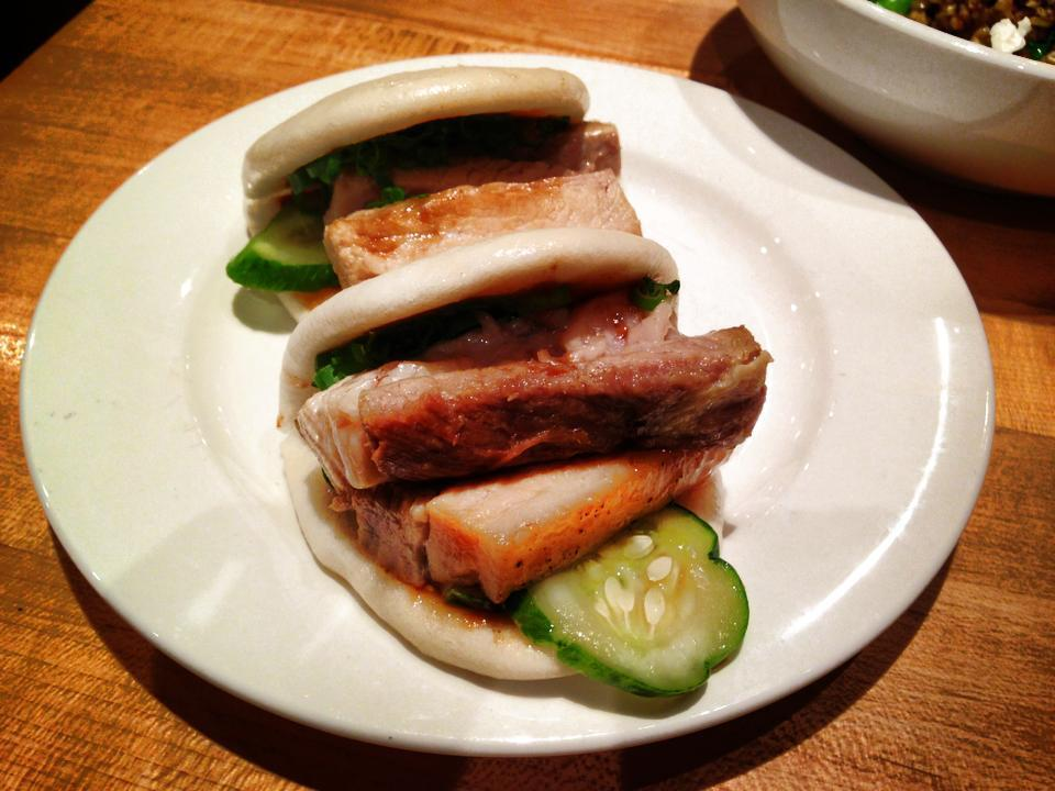 My week in NYC- Eating pork buns at Momofuku
