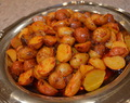 Spicy Middle Eastern Potatoes (Batata Harra)
