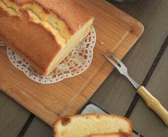 Recipe: Lemon Madeira Cake (Nigella Lawson)