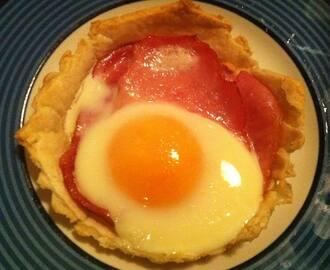 WWDH - Bacon and Egg Pies