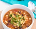 The Best Vegan Tortilla Soup Recipe