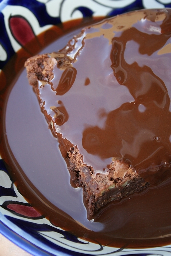 Dessert Sauce of the Gods: Olive Oil Ganache