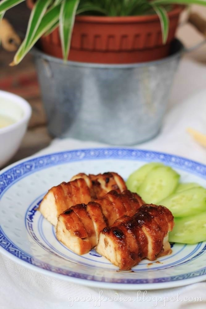 Recipe: Easy Chicken Char Siu 雞叉燒