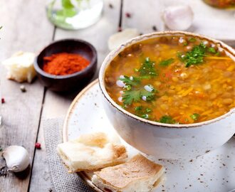 Indian Soup Golden Lentil Dal Recipe