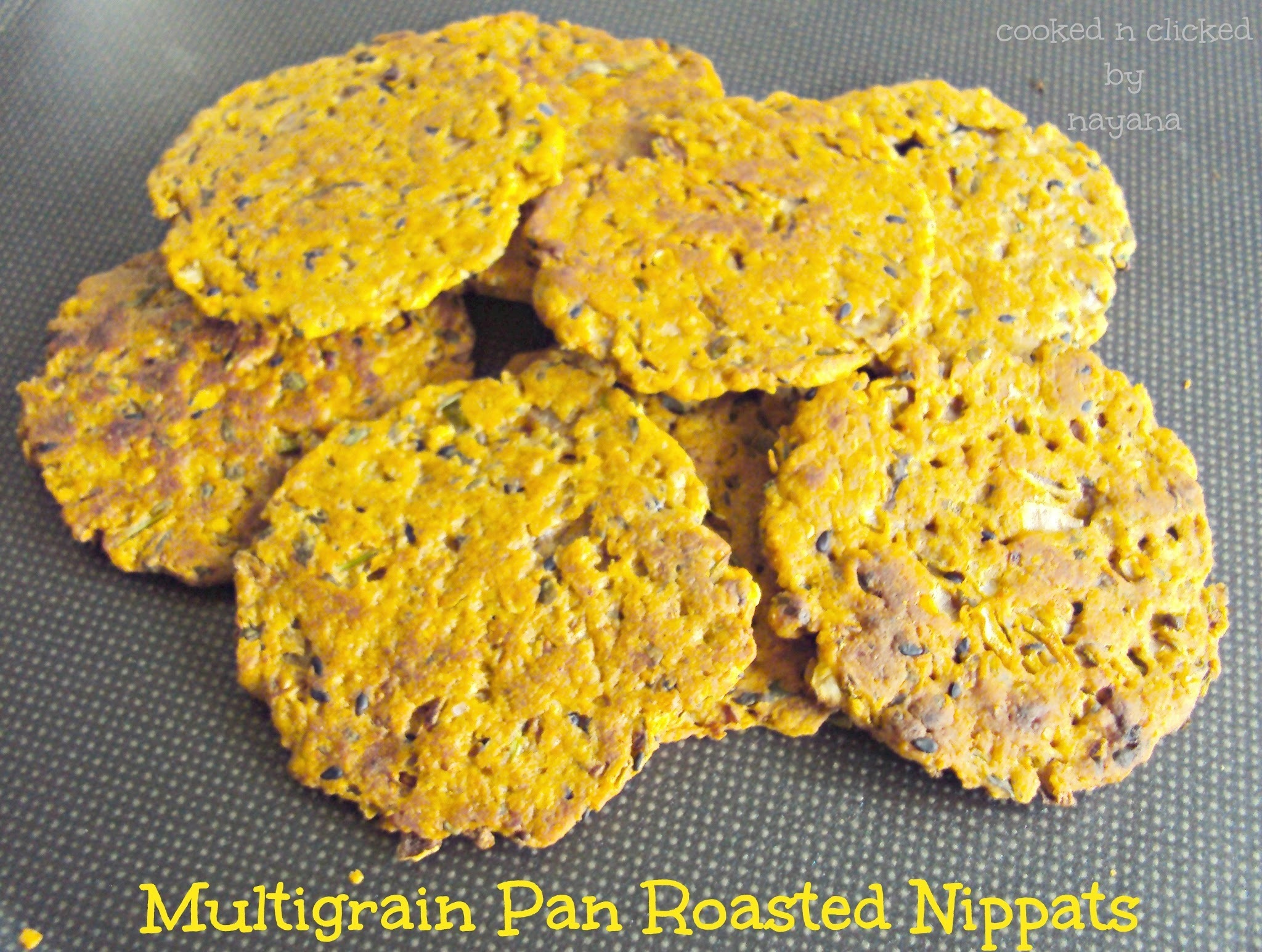 Multigrain Tawa Roasted Nippats