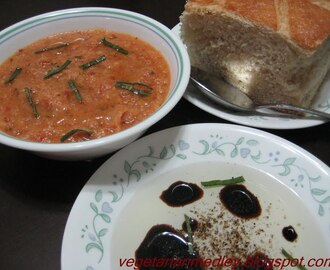 Pappa al Pomodoro (Tomato and Bread Soup)