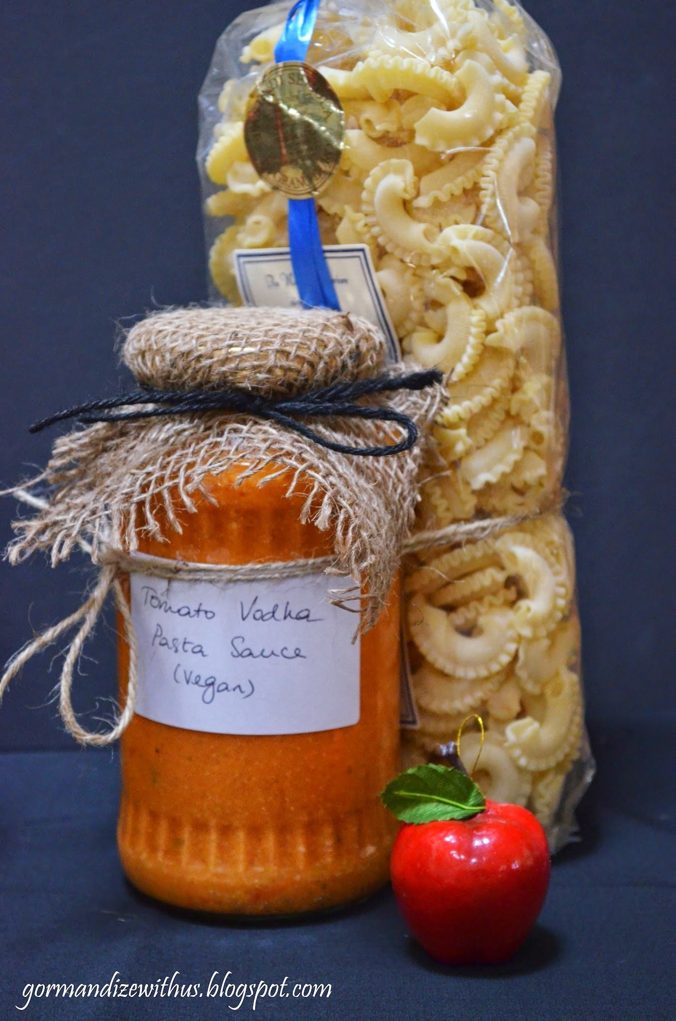 Tomato Vodka Pasta Sauce Gift Packages