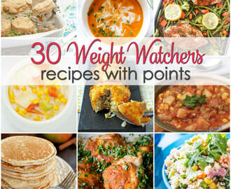 Weight Watchers Friendly Recipes