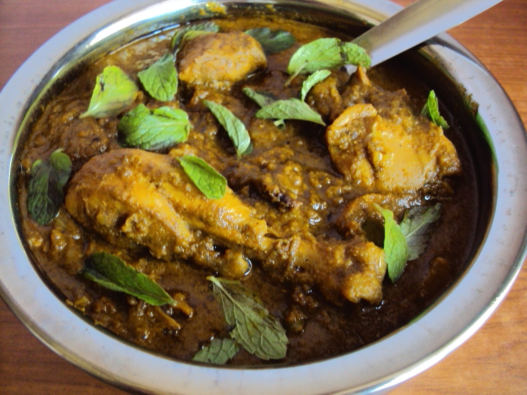 Malwani chicken sagoti