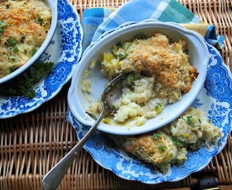 Easy Peasy Fish on Friday Recipe: Family Friendly Fabulous Fish Pie