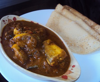 Fish Chettinad